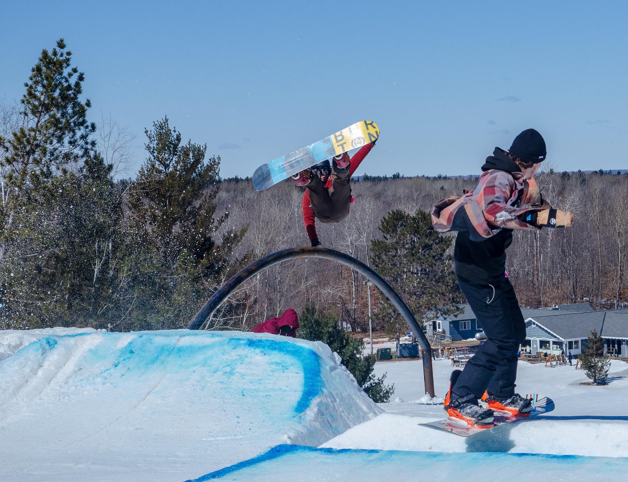 MSG Mount Ski Gull Colab Brand Private Jam 2019