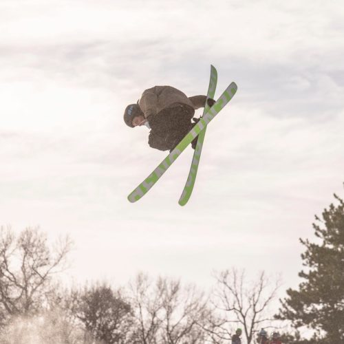 Rider: Sam Lobinsky  Photo Credit: Nick Schoess