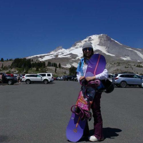 Rider: Hannah Peterson  Photo Credit: Kian Barrett