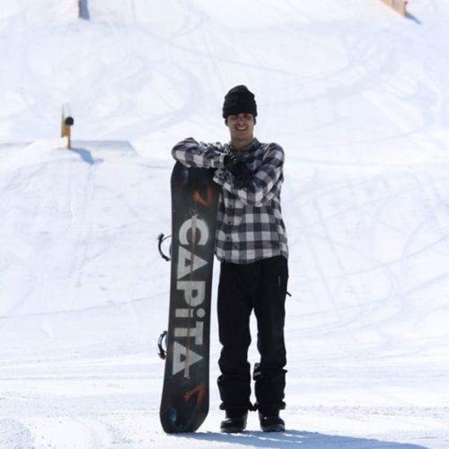 Rider: Austin Sam