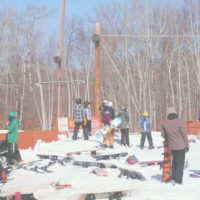 MSG Mount Ski Gull Private-A-Fair background