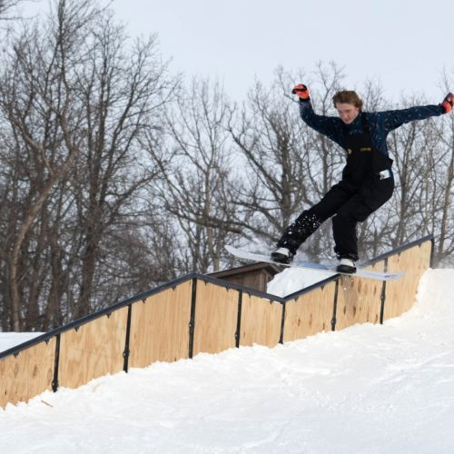 Rider: Nate Bujarski  Photo Credit: Steph Keenan