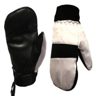 colab brand white snowboard mittens gloves MITTS