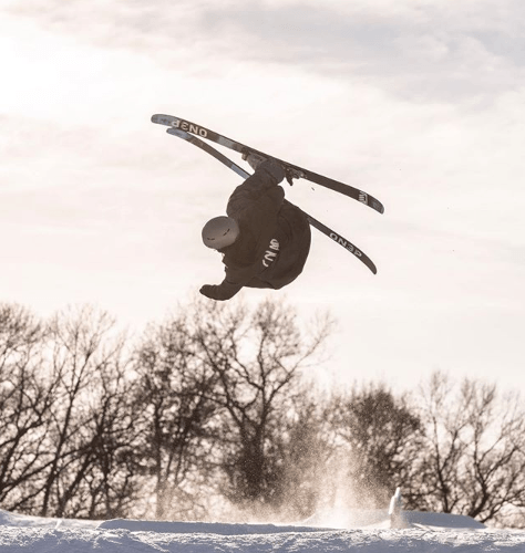 Rider: Drew Ahlstrom  Photo Credit: Nick Schoess