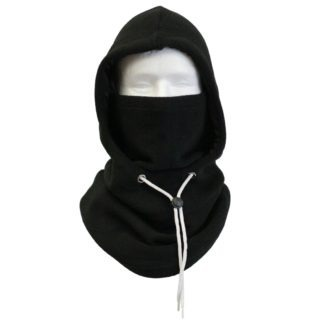 Colab skiing snowboarding facemasks / hood combo. Headwear for when it's cold outside.