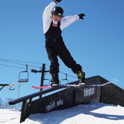 Rider: Caleb Bistis
